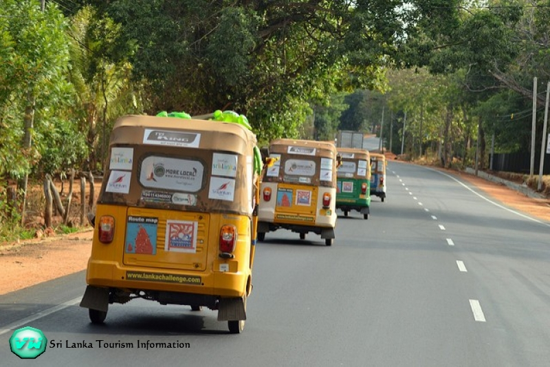 Lanka Challenge – Southern Route