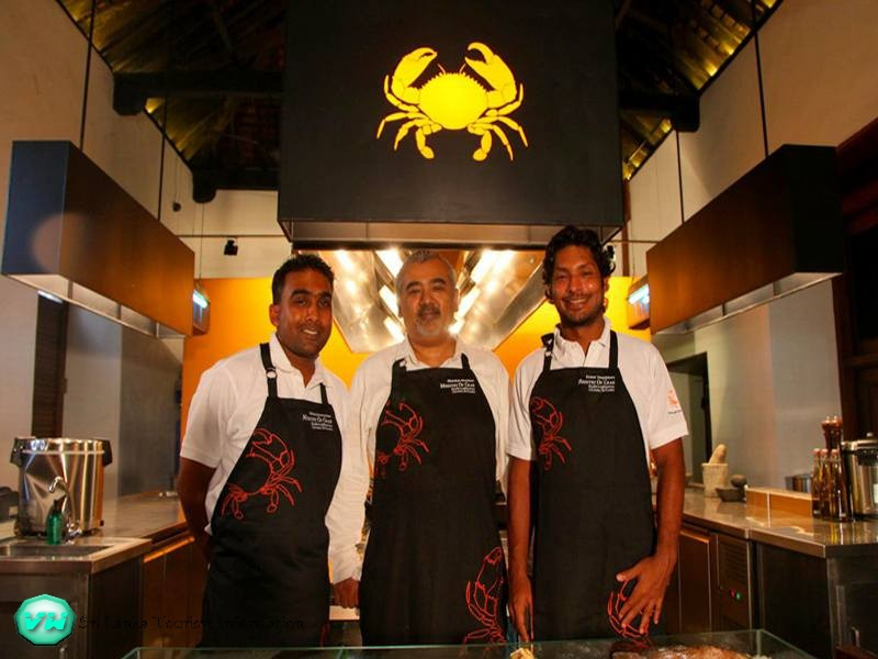 Ministry of Crab, Colombo