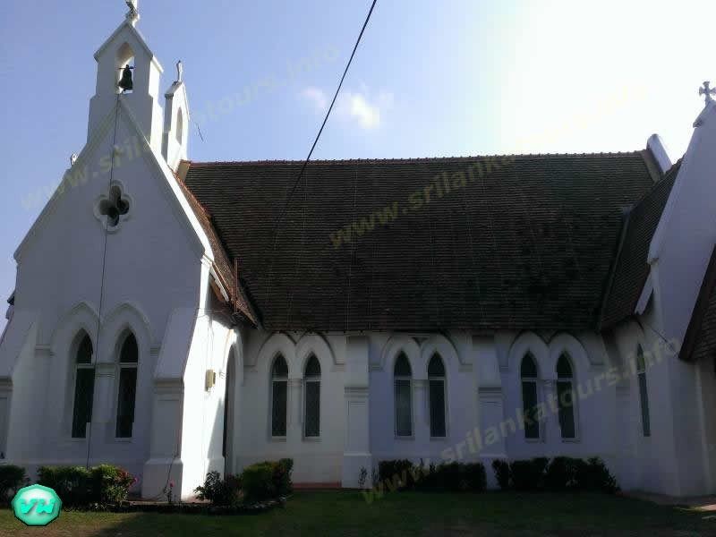 St. Stephen's Church Negombo