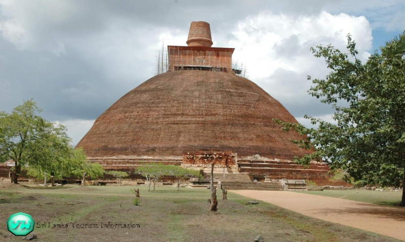 Anuradhapura Ancient City, Sri Lanka